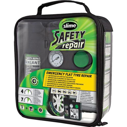 Slime Safety Repair – Automatická opravná auto sada